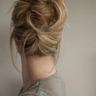 30 Days of Twist & Pin Hairstyles – Day 22