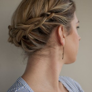 30 Days of Twist & Pin Hairstyles – Day 23