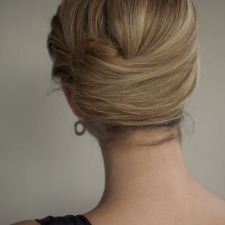 side french twist hairstyle hero web