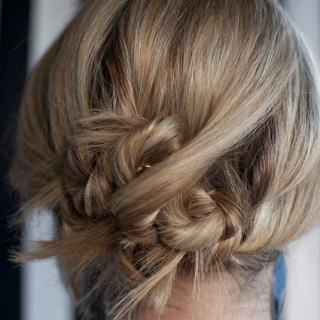 Twist & Pin Hairstyle Inspiration