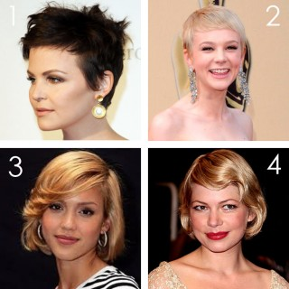 Short Cut Saturday – Prom hairstyles for short hair