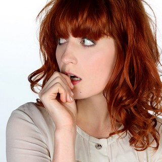 Florence Welch red hair