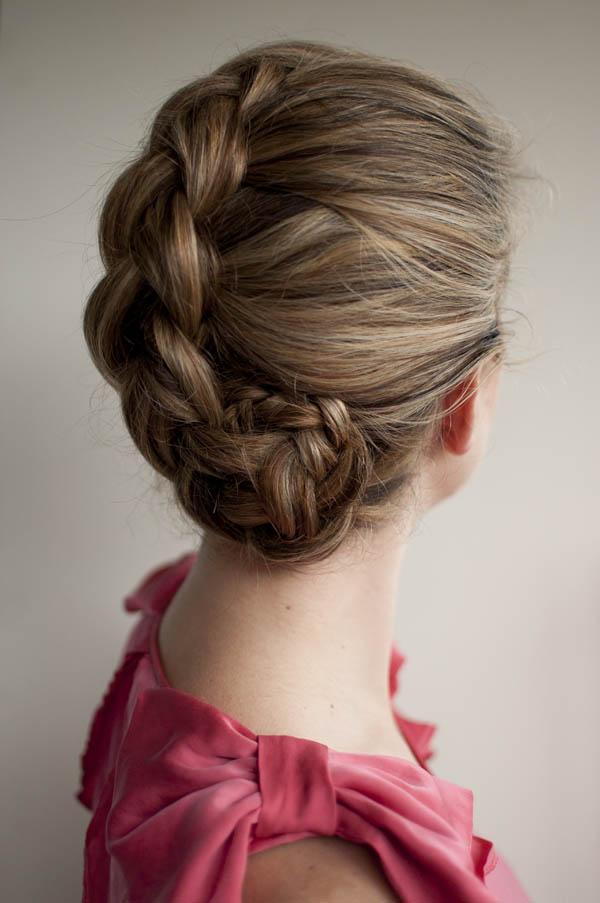 Braided upstyle - Hair Romance on Latest Hairstyles - Hair ...