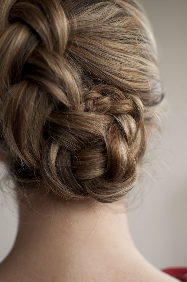 Latest Hair Do : Braided upstyle - Hair Romance on Latest Hairstyles - Hair Romance
