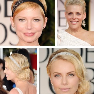 GoldenGlobes-hairstyletrends-headband