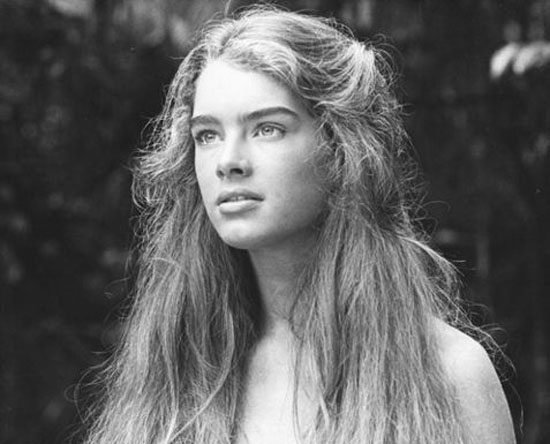 Big Hair Friday – Brooke Shields in the Blue Lagoon