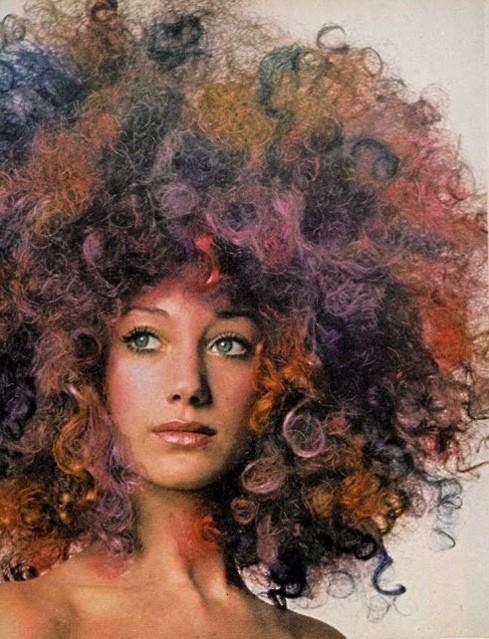 Big Hair Friday - Perms gone wild - Hair Romance