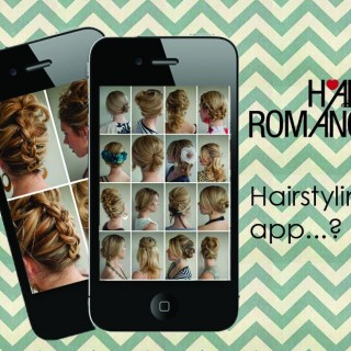 Would you like a Hair Romance Hairstyling App?