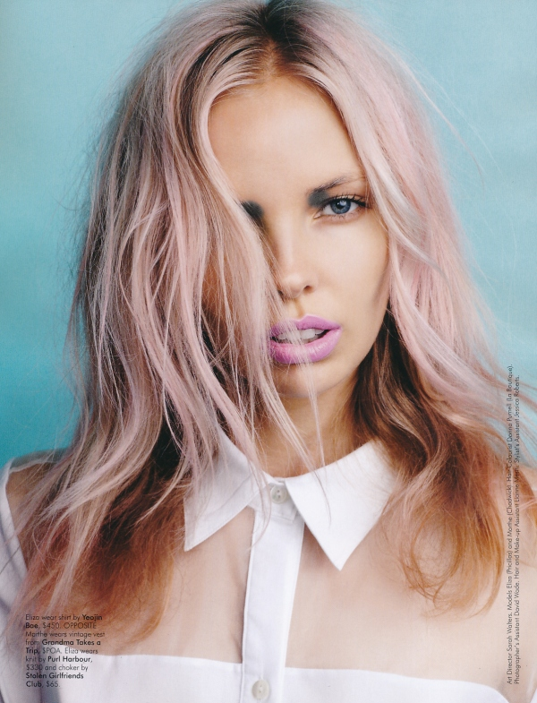 Hair Colour Inspiration Pink Hair  Hair Romance