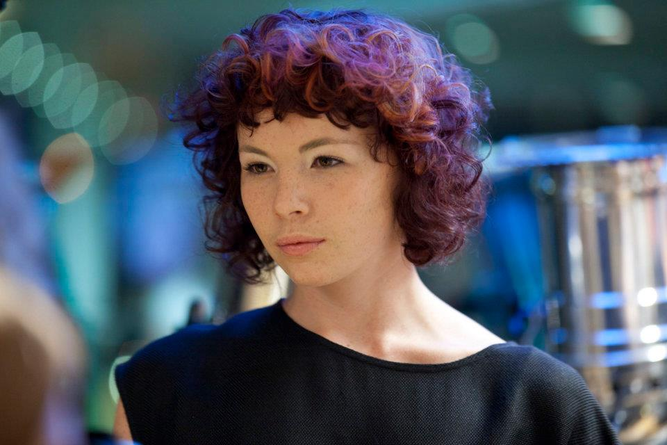 Magnificent Short Curly Purple Hair 960 x 640 · 70 kB · jpeg