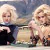 Daren Borthwick - Vogue - Big hair - Twin Peaks 1