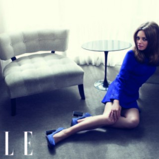 Mila Kunis ELLE UK hair August 2012
