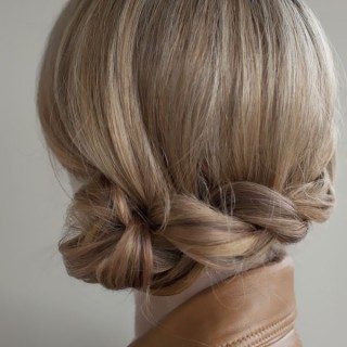Hair Romance - 30 braids 30 days - 18 - the low Dutch braid bun