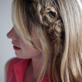 Hair Romance - 30 braids 30 days - 5 - the braid twist