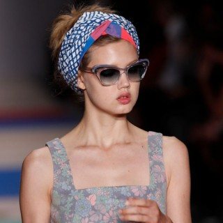 NYFW Hair-spiration: Turban love at Marc by Marc Jacobs