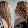 Hair Romance - Straight vs curly hair