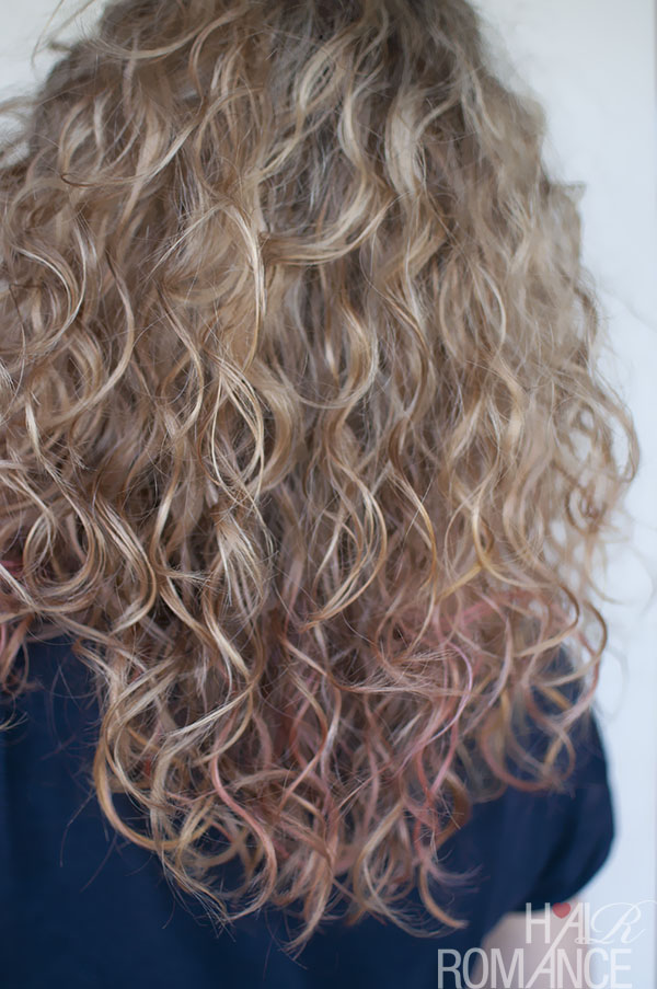 Long Naturally Curly Hair By www.hairromance.com