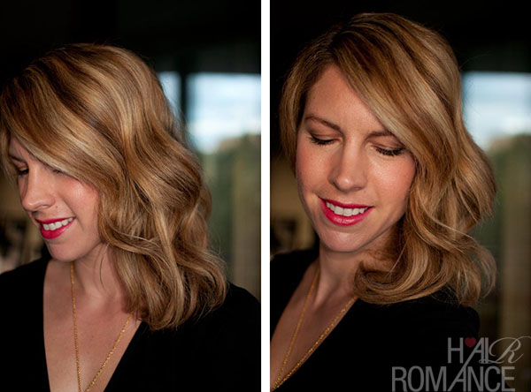 Hair Romance - Modiva Curling Wand - loose waves