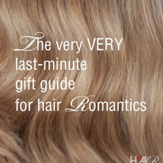 Last-minute gift guide for hair romantics