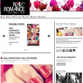 Makeup Monday: Nail Romance
