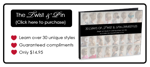 Purchase 30 Days of Twist & PIn for Christmas