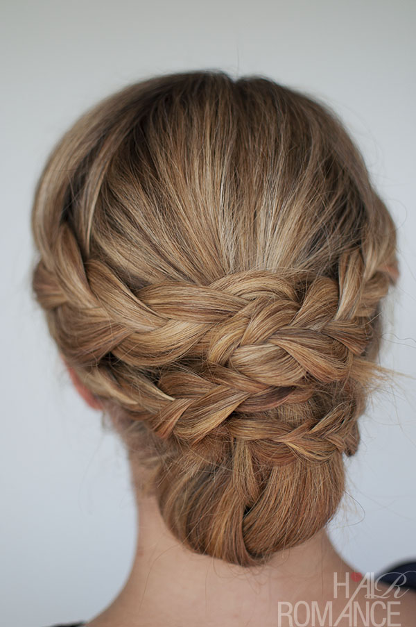 Hairstyles Up Easy : easy styles, and while this one has a few steps, it?s really easy ...