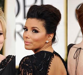 Red Carpet Hair Trends – Golden Globe Awards 2013
