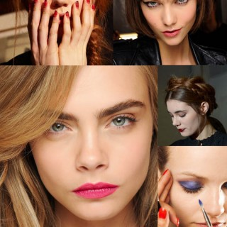 The top 5 NYFW Fall 2013 beauty trends to try now
