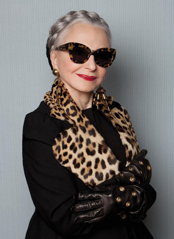Karen Walker X Advanced Style 3