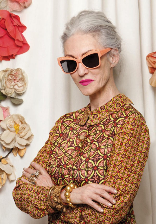 Karen Walker X Advanced Style 4