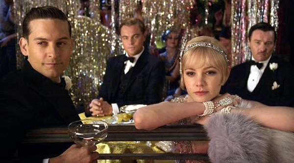 Short hair trends: The Great Gatsby 1920s flapper hairstyles