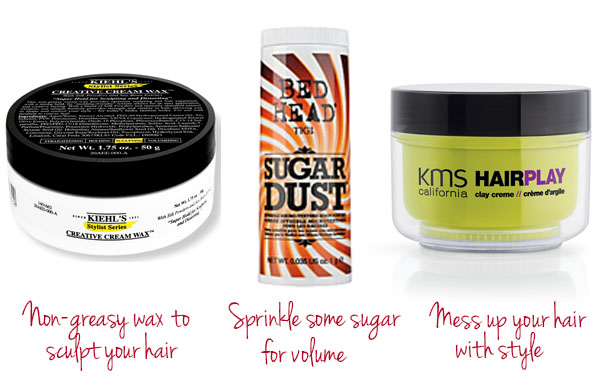 Hair Romance - short hair products