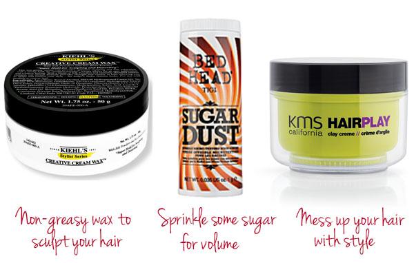 Filed Under: Hair Products , Hair Romance , Short Hair