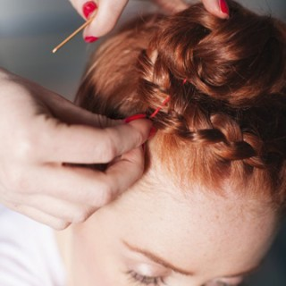 How to be a Redhead bobby pins