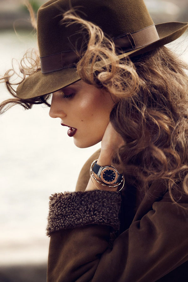 Kendra Spears in French Vogue shot by Lachlan Bailey 5