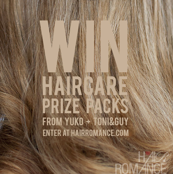 Hair Romance May Giveaway