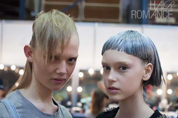 Hair Romance at MBFWA - 15