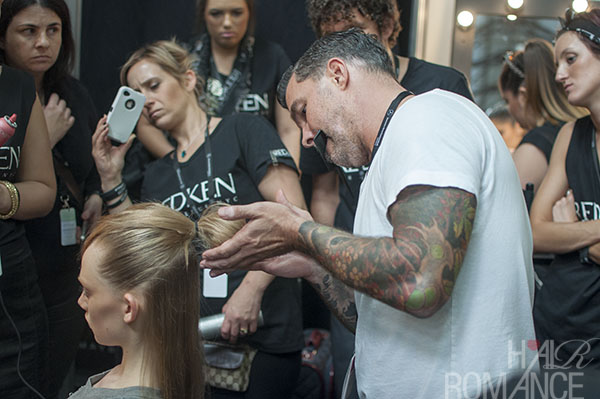 Hair Romance at MBFWA - 17