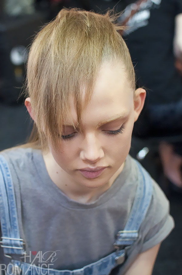 Hair Romance at MBFWA - 19