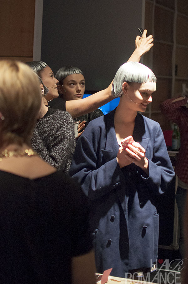 Hair Romance at MBFWA - 9