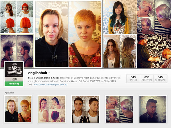 Instagram accounts to follow - englishhair