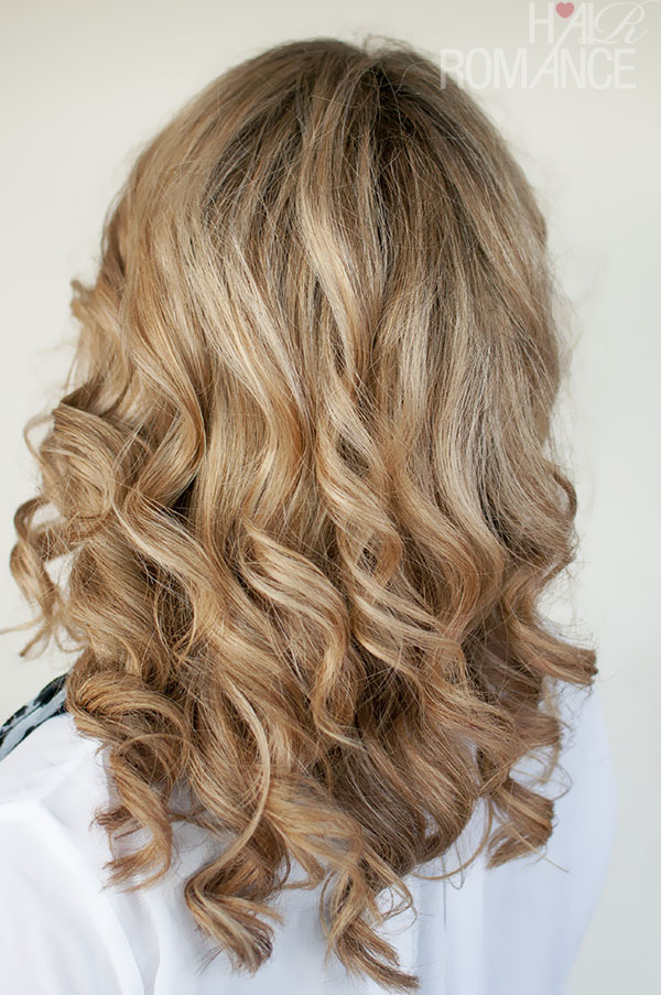 Australias Most Beautiful Hair  Hair Romance - Flat Iron Hairstyles