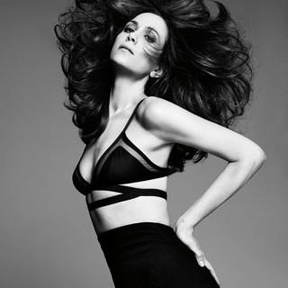 Big Hair Friday – Kristen Wiig in Harper's Bazaar