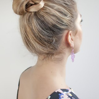 30 Buns in 30 Days – Day 15 - Ribbon Bun