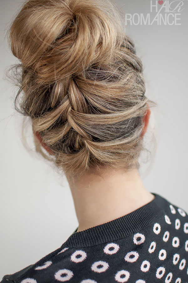 Cool Read More Braided Bun Hairstyles Brand New Ideas To Copy