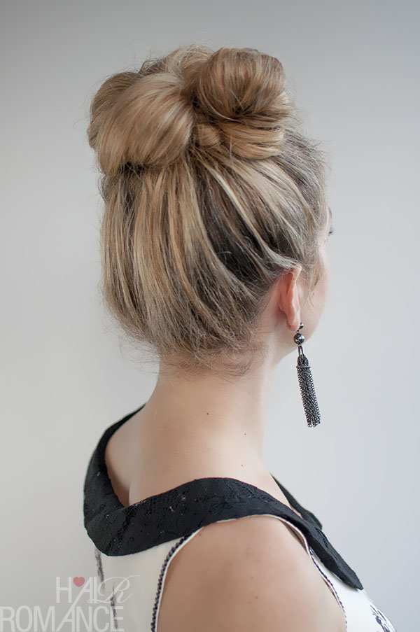 New High Bun  Hair And Beauty  Pinterest