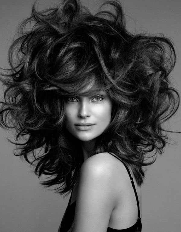 Hair Romance - Big Hair - James Houston