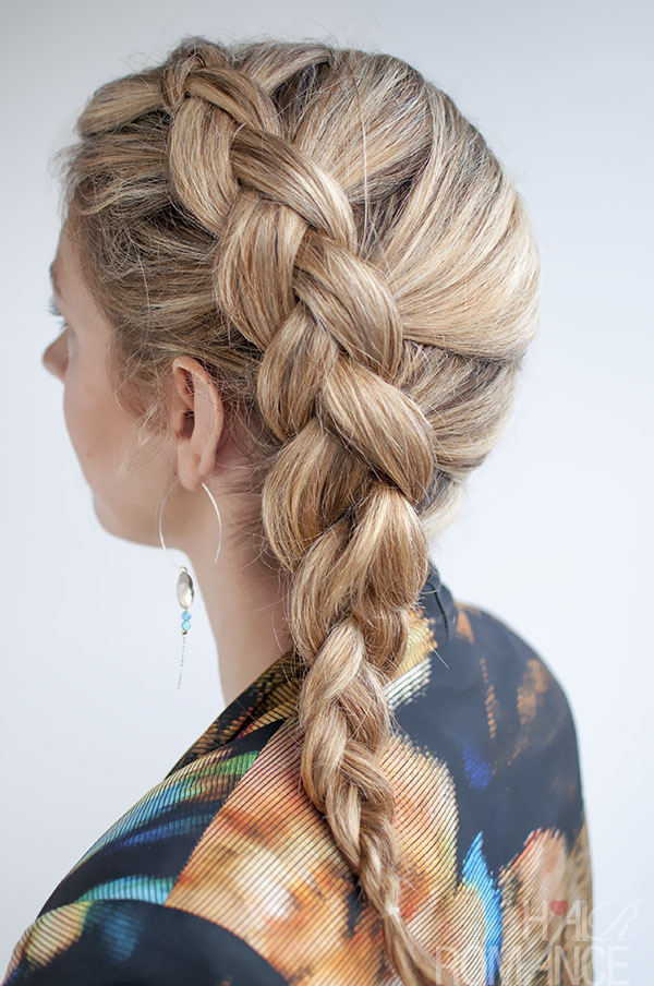 Cool Hairstyles With A Dutch Braid To Pull Off