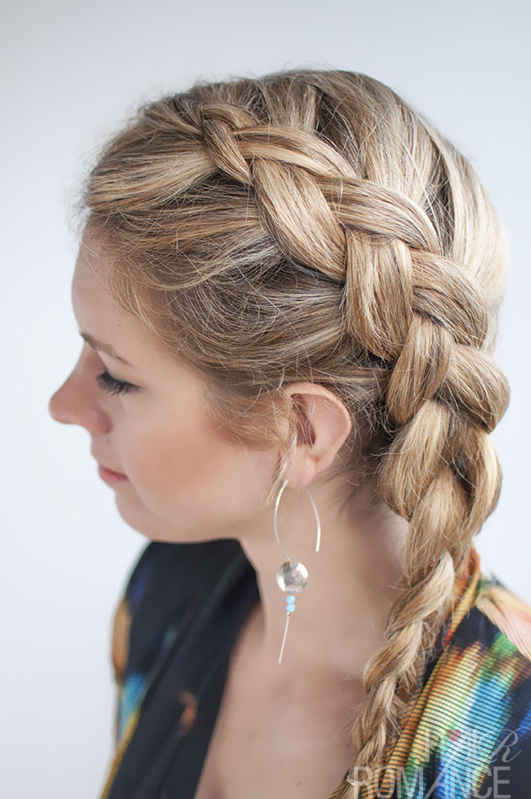 Hairstyle With Braids : Braid Hairstyle