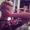 Beyonce cuts her hair short